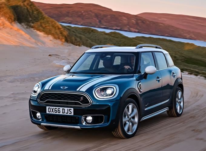 Mini Countryman Cooper S >> Mini Countryman Cooper S All4 A Experience Uudet Autot