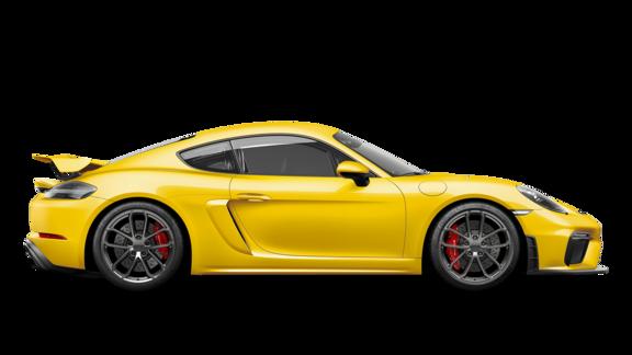 Porsche 718 718 Cayman GT4