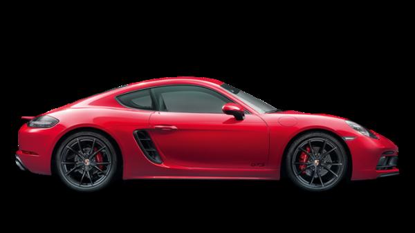 Porsche 718 718 Cayman GTS