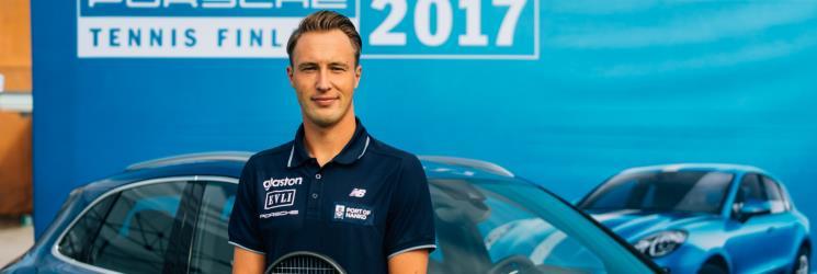 Henri Kontinen Porschen Brand Ambassadoriksi Suomessa
