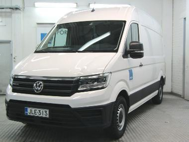 Volkswagen Hyötyautot Crafter 35 2,0 TDI 130kW 4 Motion 8at, 3640