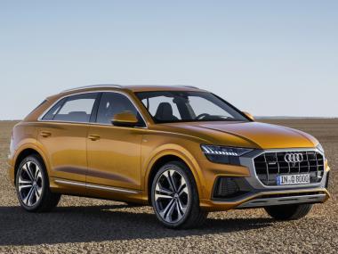 Audi Q8 Electrified Edition 60 TFSI e 340 kW quattro tiptronic