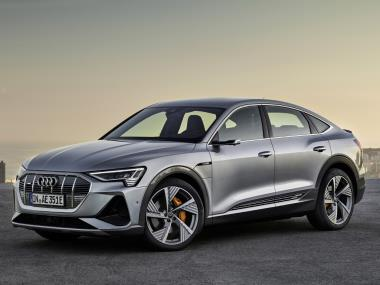 Audi e-tron Sportback Advanced 50 quattro