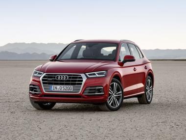 Audi Q5 Launch Edition 55 TFSI e quattro S tronic