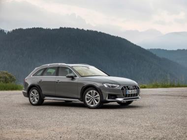 Audi A4 allroad quattro Business 40 TDI 150 kW quattro S tronic