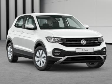 Volkswagen T-Cross Sport 1,5 TSI 110 kW DSG-automaatti