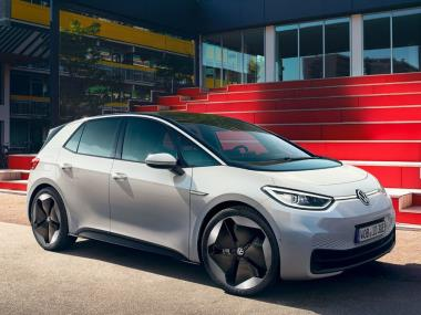 Volkswagen ID3 PRO PERFORMANCE BUSINESS 150 kW, akku 58 kWh, automaatti