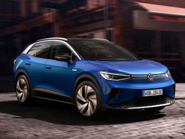 Volkswagen ID4 1ST 150 kW, akku 77 kWh, automaatti