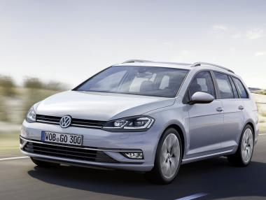 Volkswagen Golf Variant Highline 1,5 TSI EVO 96 kW DSG-automaatti BLUEMOTION