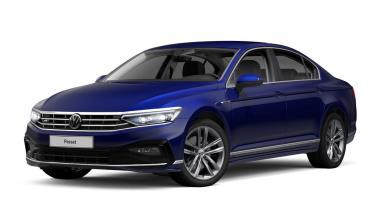 Volkswagen Passat GTE 160 kW Plug-In Hybrid DSG-automaatti