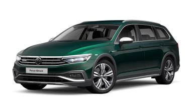 Volkswagen Passat Variant Alltrack 2,0 TDI SCR 140 kW 4MOTION DSG-automaatti
