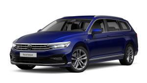 Volkswagen Passat Variant R-Line 2,0 TDI EVO SCR 110 kW DSG-automaatti