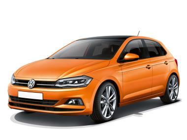 Volkswagen Polo Comfortline 1,0 TSI 70 kW DSG-automaatti