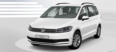 Volkswagen Touran Comfortline 1,6 TDI 85 kW DSG-automaatti