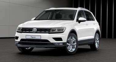 Volkswagen Tiguan Comfortline 1,4 TSI 110 kW 4MOTION DSG-autom.