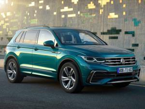 Volkswagen Tiguan Style eHybrid Plug-In Hybrid 180 kW DSG-automaatti