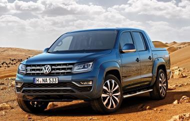 Volkswagen Hyötyautot Amarok DC Highline HA 3300 3,0 TDI 165kW Autom. 3300kg HA