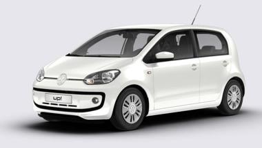 Volkswagen up! move up! 1,0 44 kW BlueMotion Technology